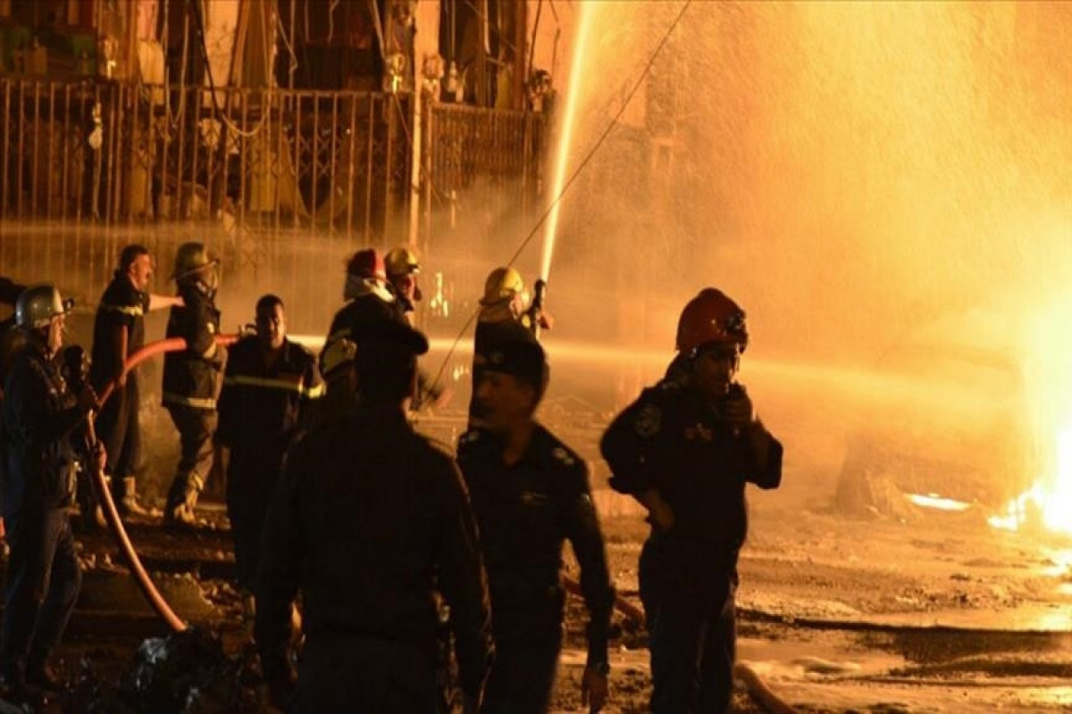 Several killed in explosion in Baghdad