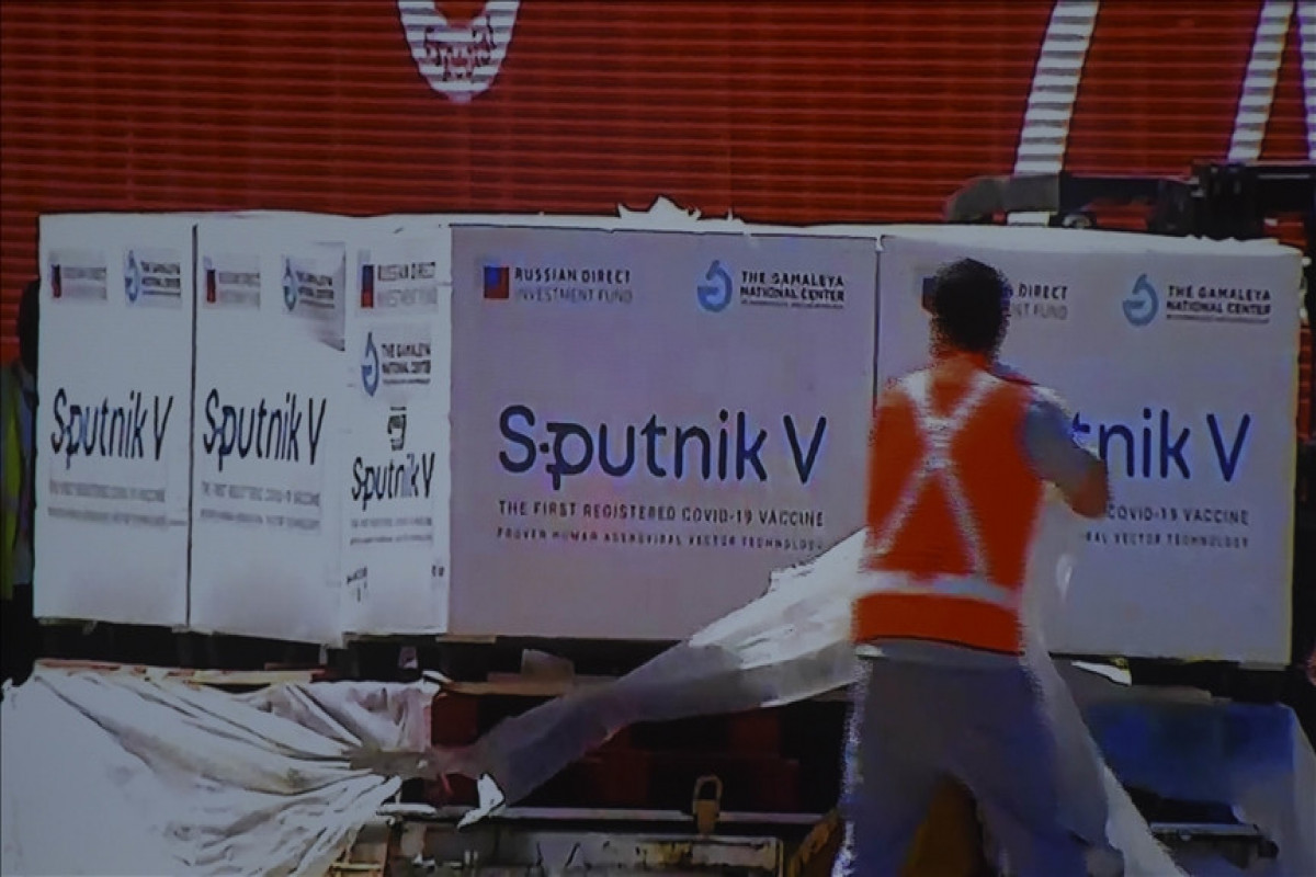Argentina receives another batch of Sputnik V vaccine, health ministry says