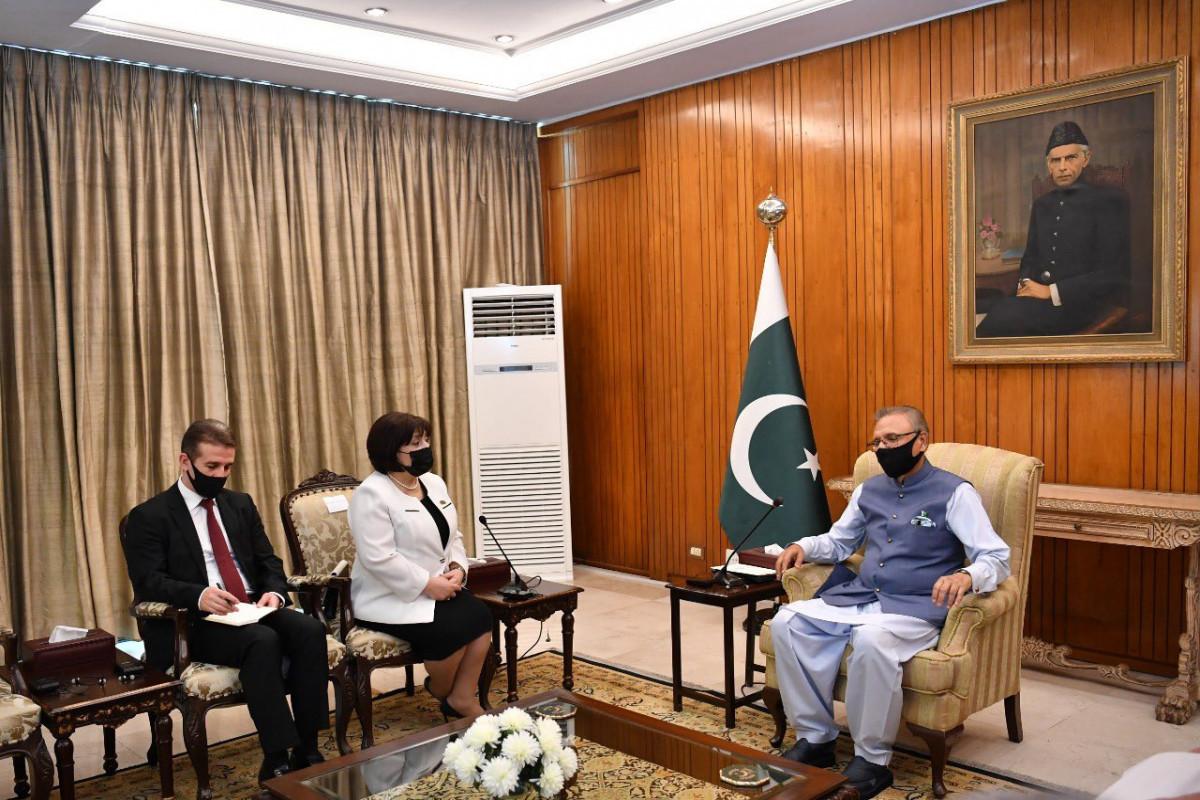 Президент: Пакистан всегда был рядом с Азербайджаном в его справедливой борьбе, и будет продолжать это делать