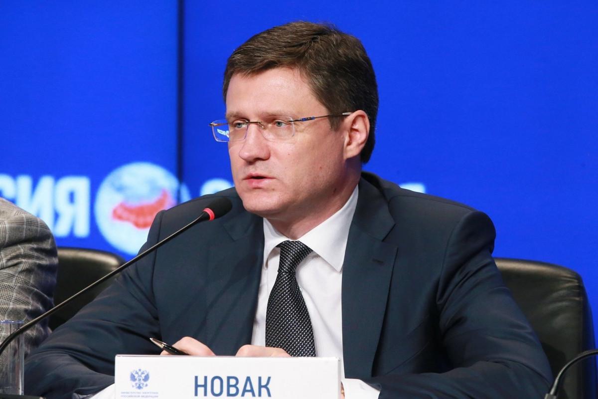 Novak: Neft bazarında gündəlik tələbat 95-96 mln. barelə çatıb