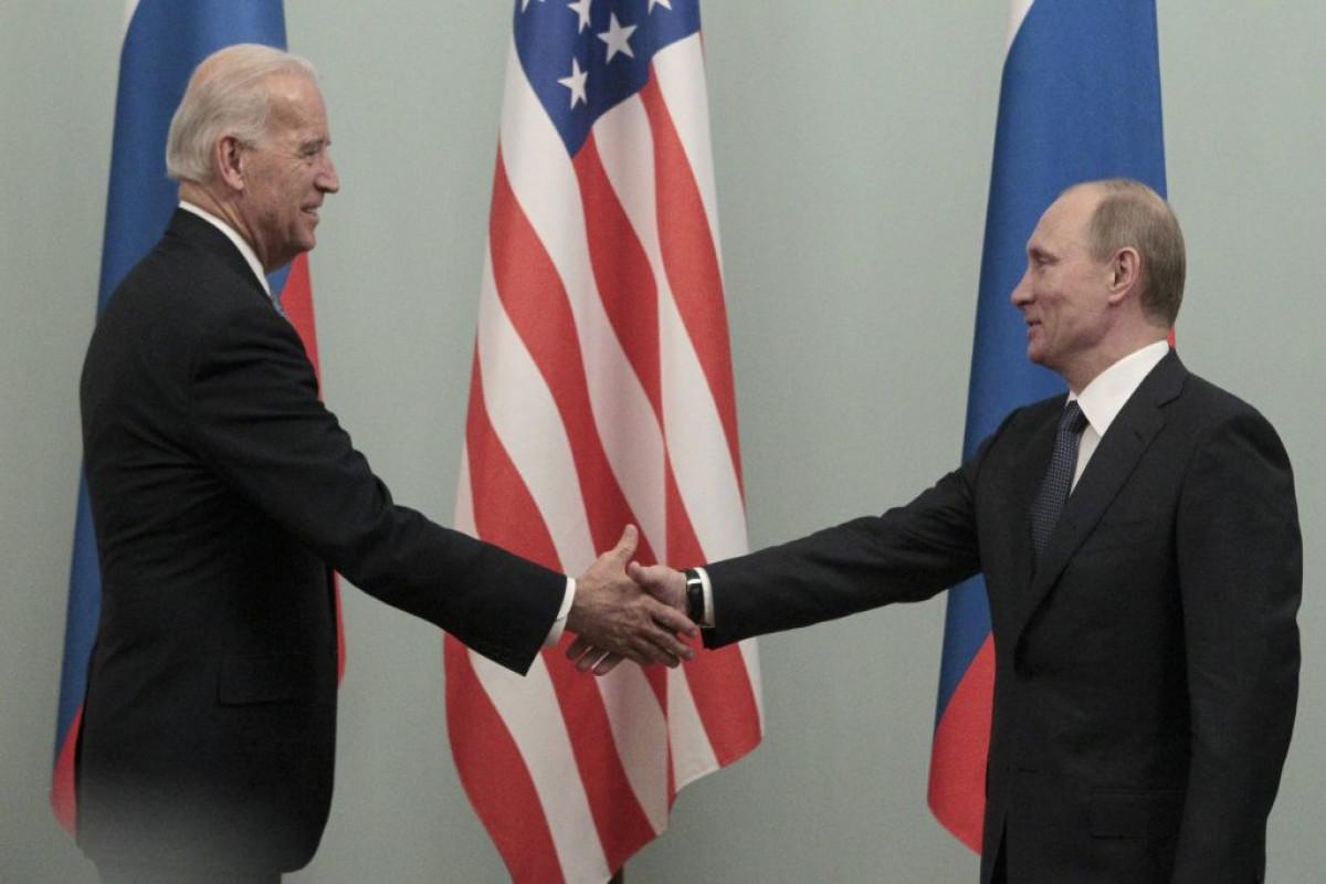 Kreml:  Putin Baydenlə görüşdə istənilən mövzu ilə bağlı danışmağa hazırdır