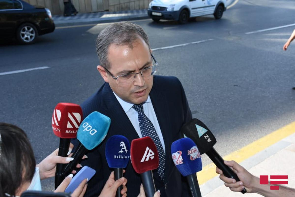 Глава ИВ Сабаильского района выразил соболезнования родным и близким погибших в результате подрыва на мине в Кяльбаджаре