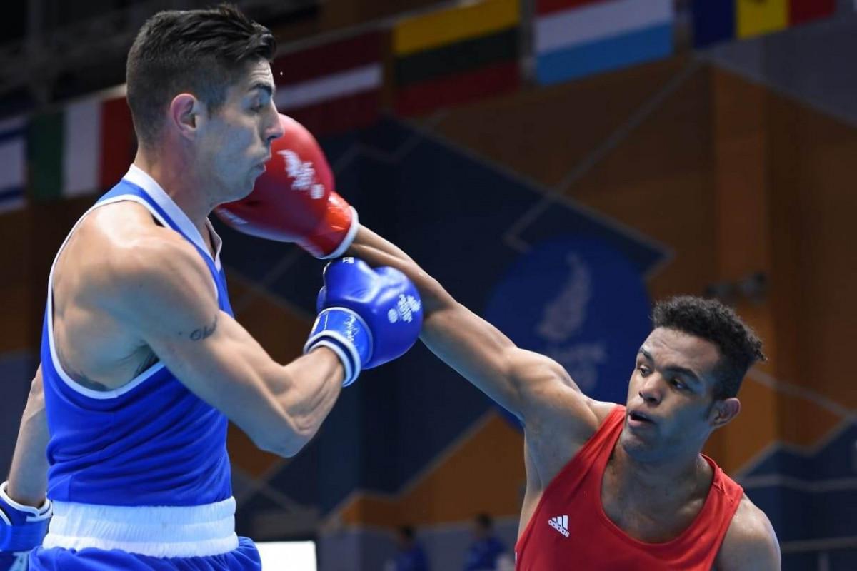 Azərbaycan boksçusu Avropa Olimpiya Təsnifat Turnirində 1/4 finala yüksəlib
