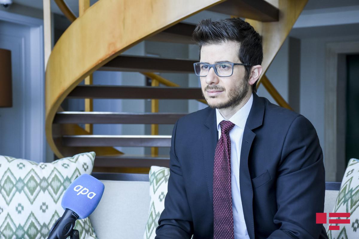 Israeli ambassador extended his condolences regarding death of Azerbaijani media representatives in landmine explosion