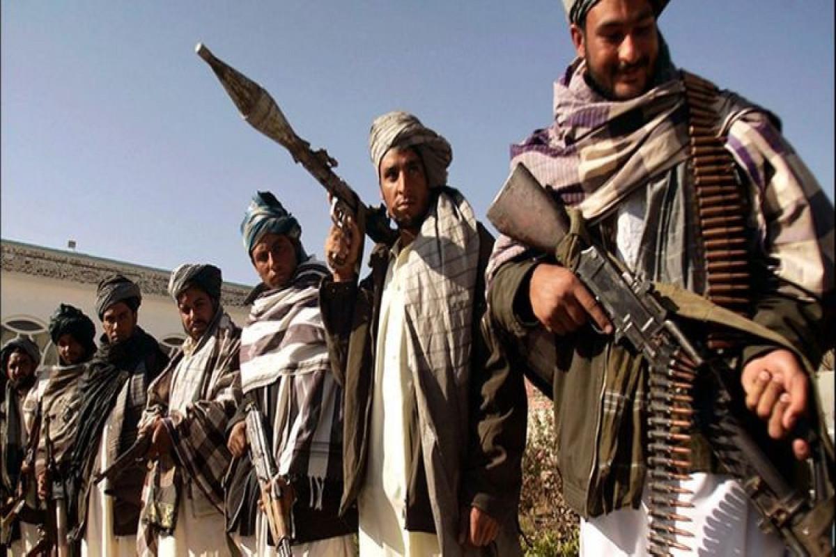 """Əfqanıstanda """"Taliban""""ın hücumu nəticəsində təhlükəsizlik qüvvələrinin 8 əməkdaşı öldürülüb"""