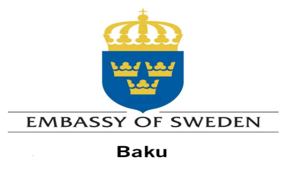 Embassy of Sweden: We are saddened to learn of the tragic passing of Azerbaijani journalists due to a landmine explosion
