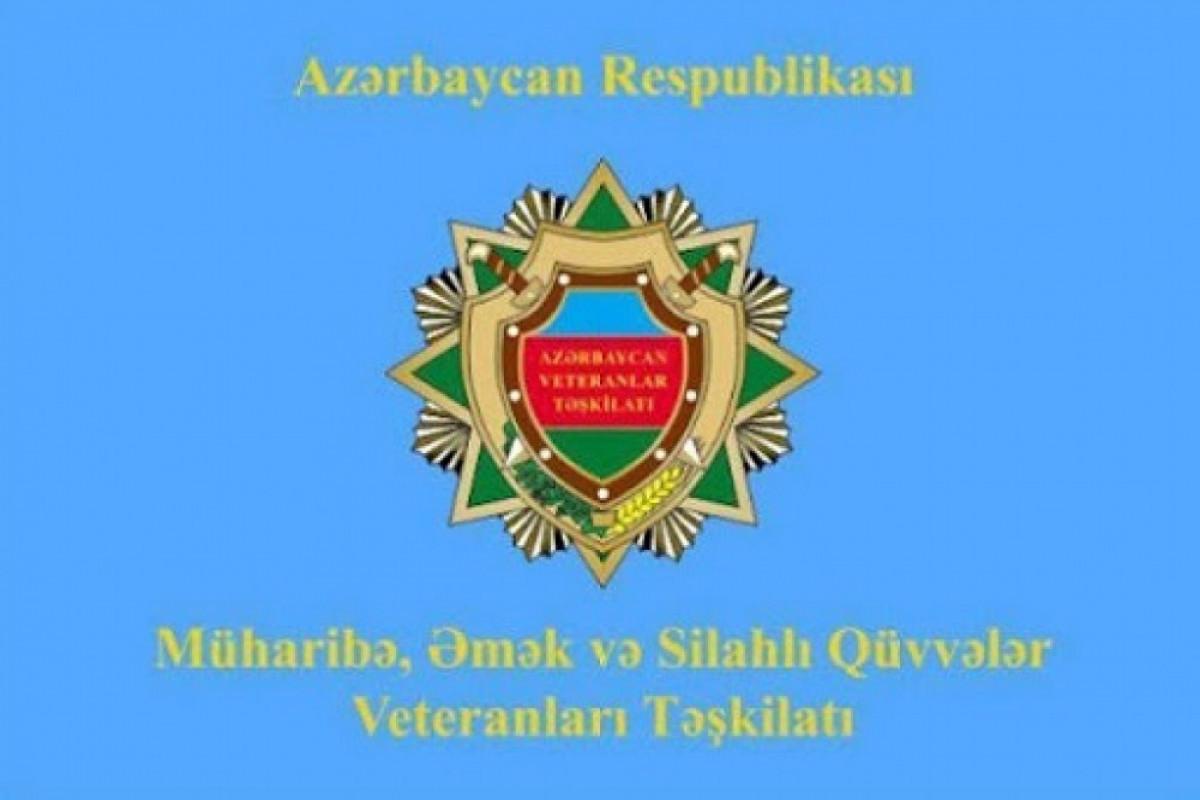Veterans of Great Patriotic War from Azerbaijan addresses an appeal to Russian President Vladimir Putin