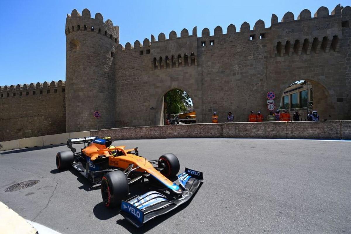 """Formula-1"": Sıralama turu start götürüb"