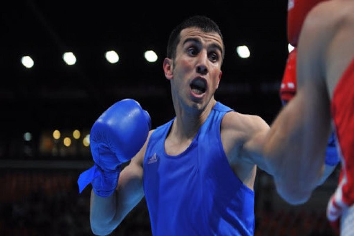 Azerbaijani boxer gets license for Tokyo 2020