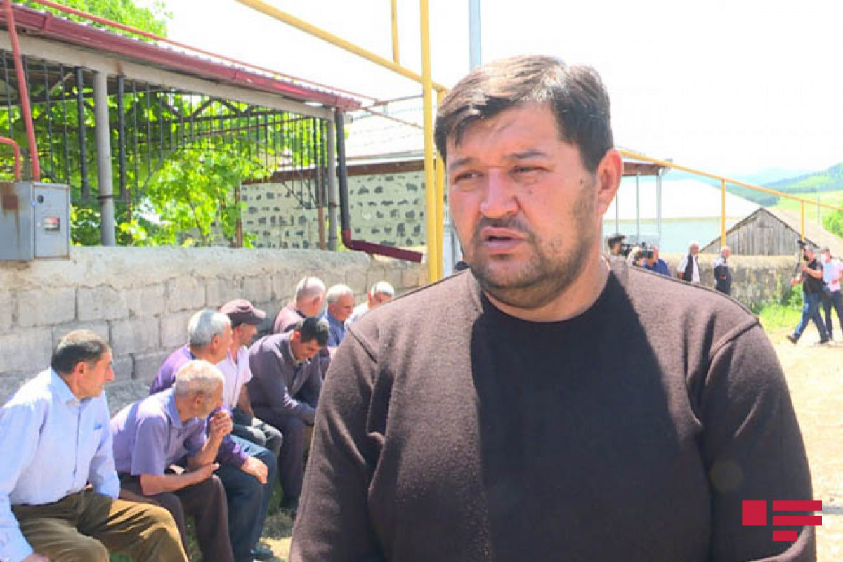 Father of 19 years old Vakil Abdullayev killed in Russia: Policeman deliberately shotmy son dead