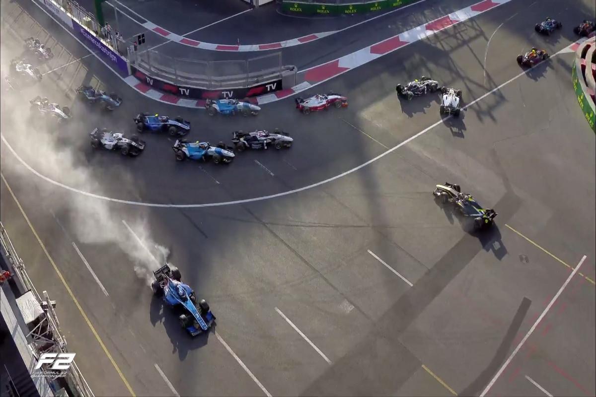 """""""Formula-2"""": 3 pilot yarışı vaxtından əvvəl tamamlayıb"""
