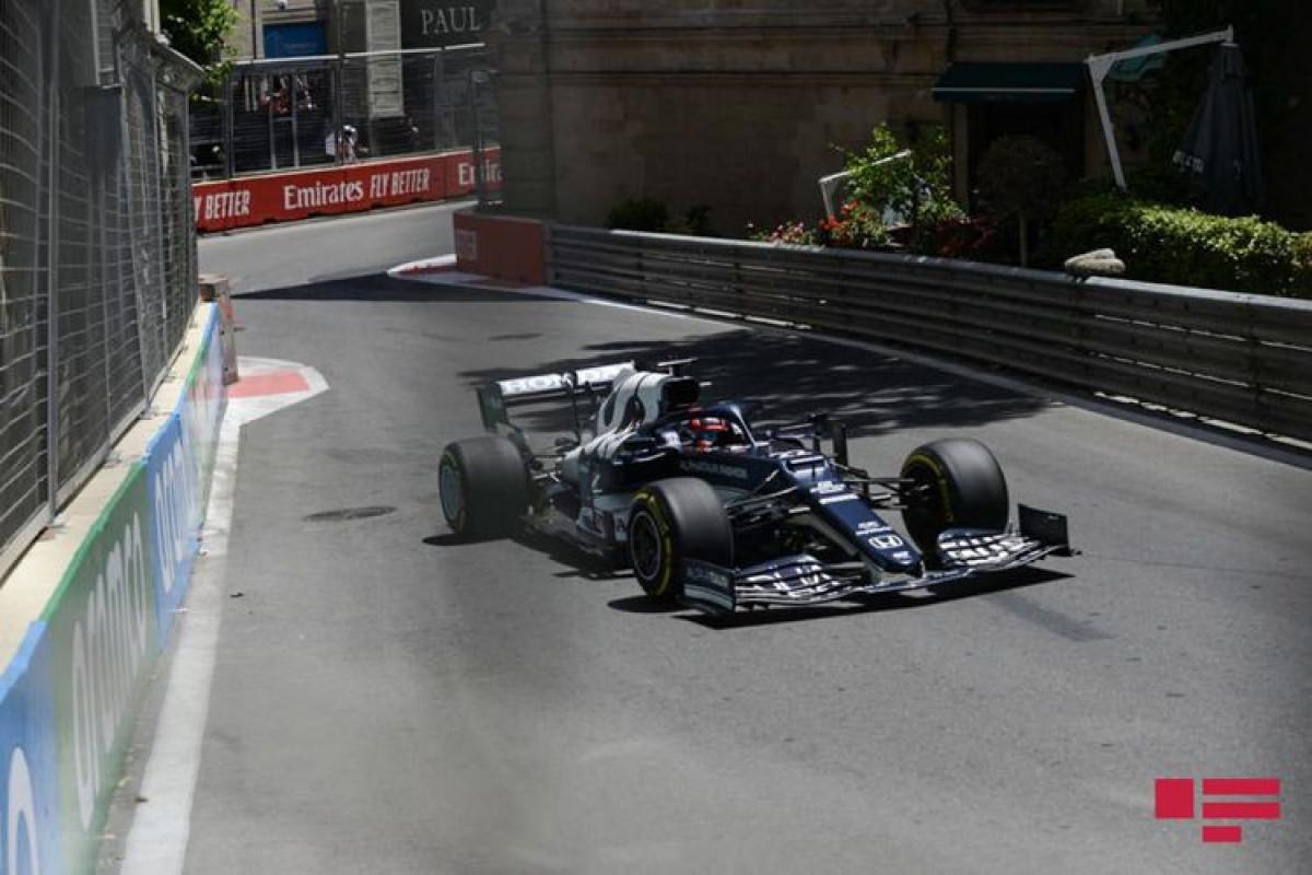 """""""Formula-2"""": İkinci split yarışının qalibi müəyyənləşib"""