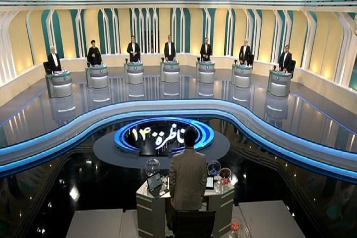 İranda prezidentliyə namizədlər arasında ilk debat keçirilib