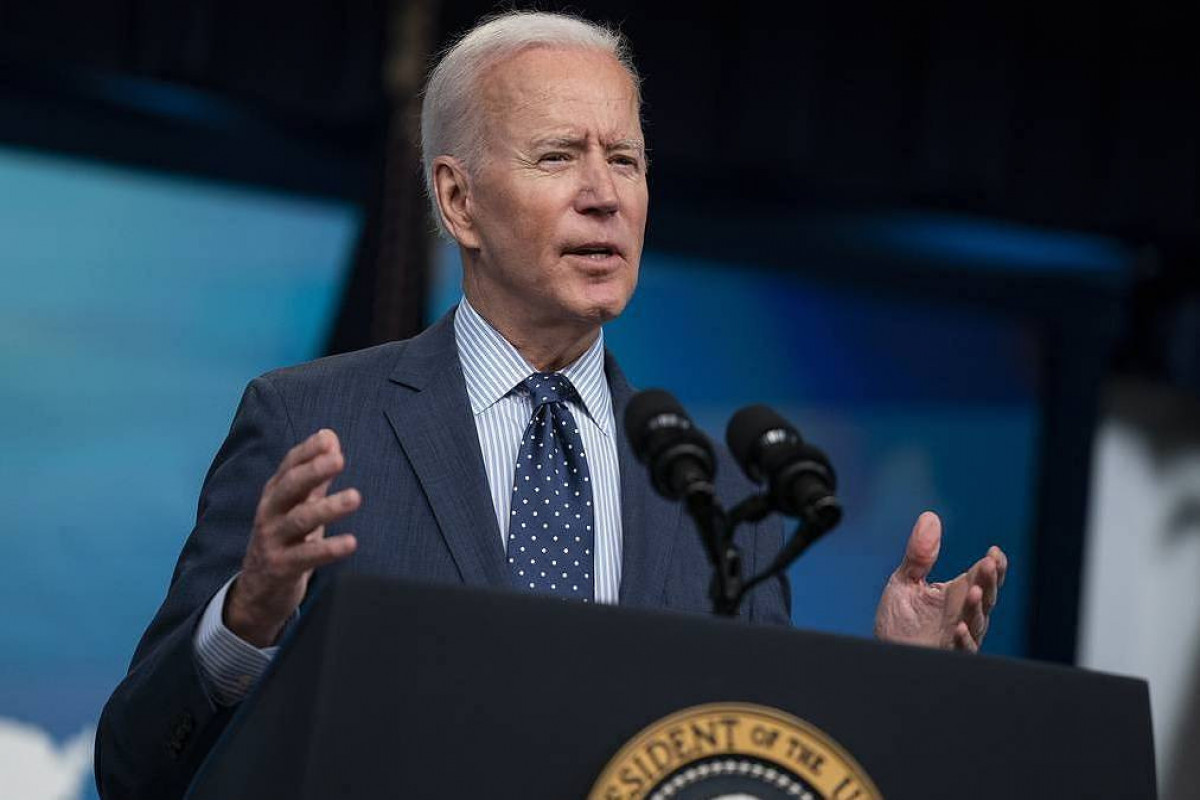 US does not seek conflict with Russia - Biden