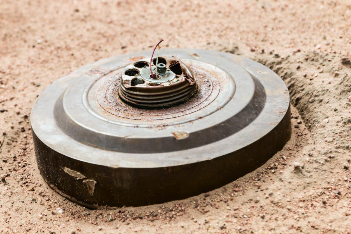 Əfqanıstanda mina partlaması nəticəsində 11 nəfər ölüb, üçü uşaqdır