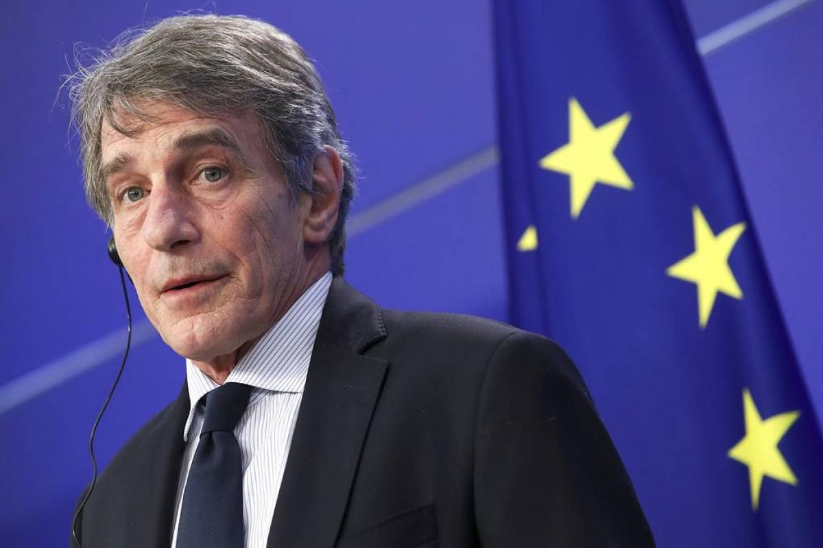 Avropa Parlamentinin sədri Balkan ölkələrinin AB-yə qəbul edilməsi ilə bağlı çağırış edib