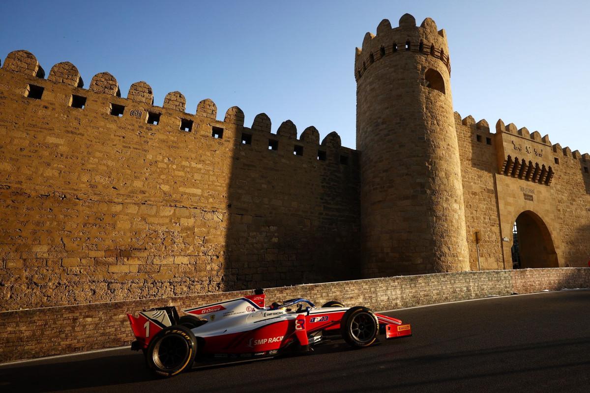 «Формула-2»: Началась последняя гонка Гран-при Азербайджана