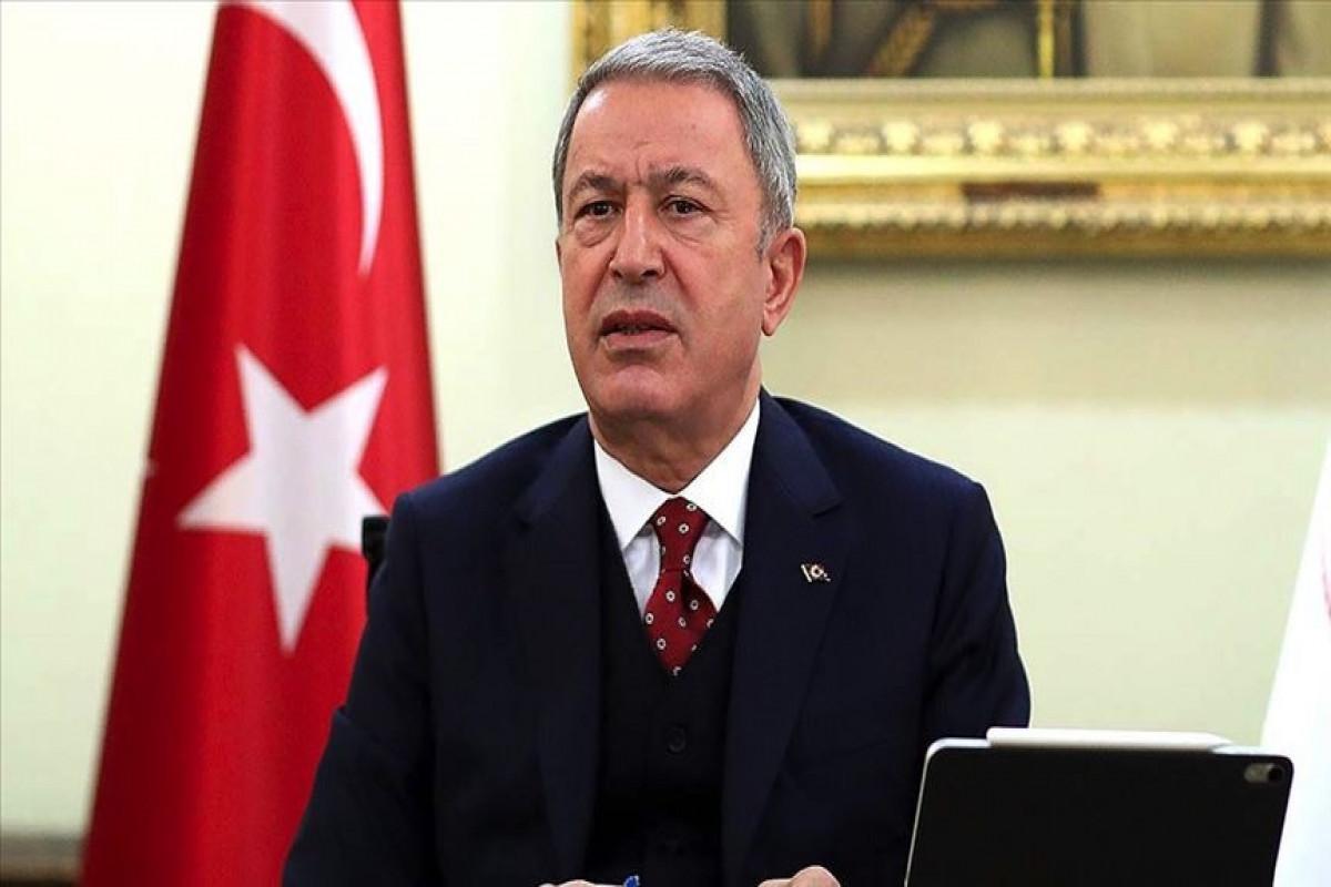 """Hulusi Akar: """"24 iyul 2015-ci ildən indiyədək 18 140 terrorçu məhv etmişik """""""