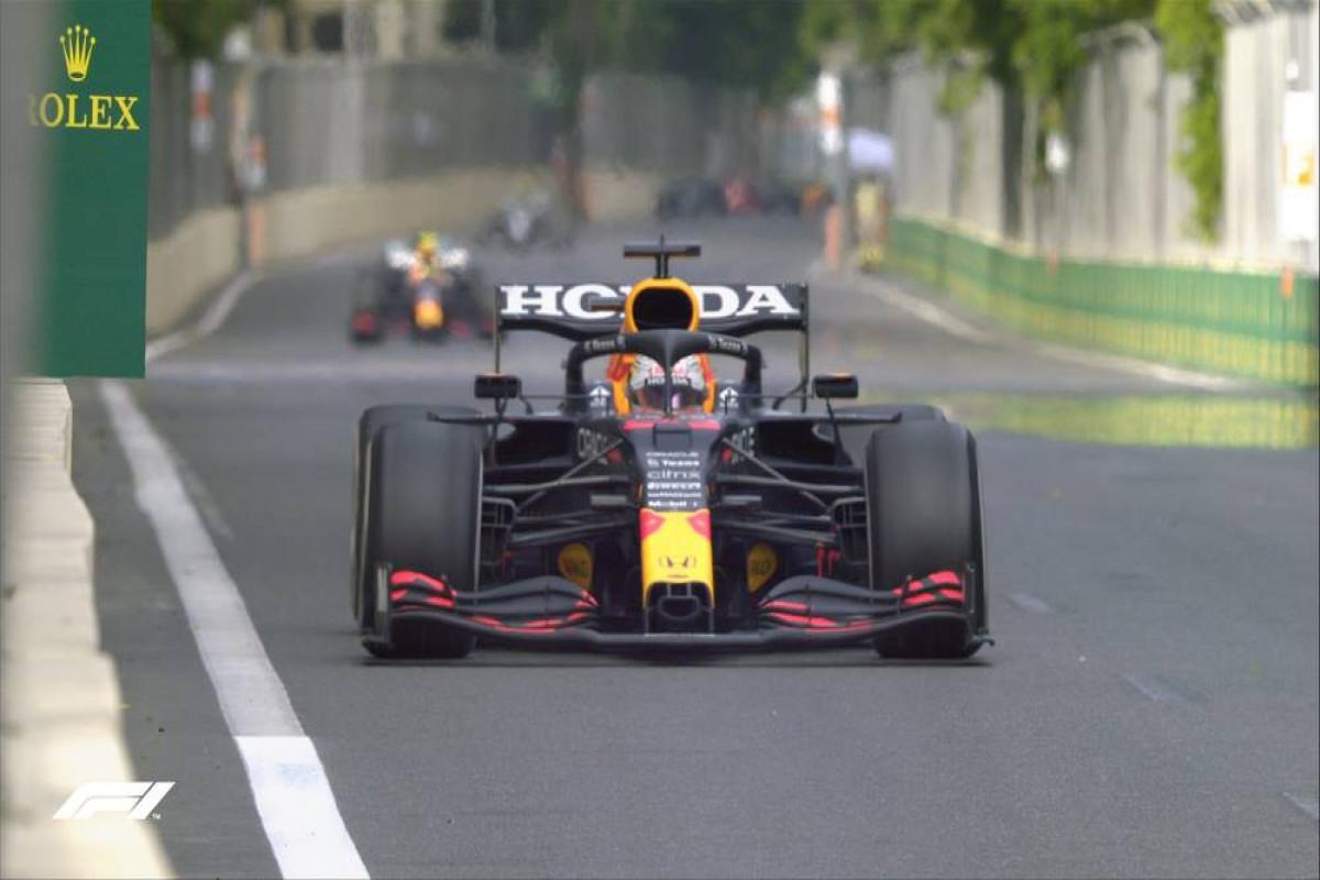 """""""Formula-1"""": İlk """"üçlük"""" mükafatlandırılıb"""