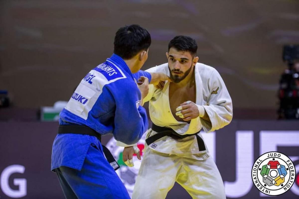Azərbaycan cüdoçusu dünya çempionatında bürünc medal qazanıb