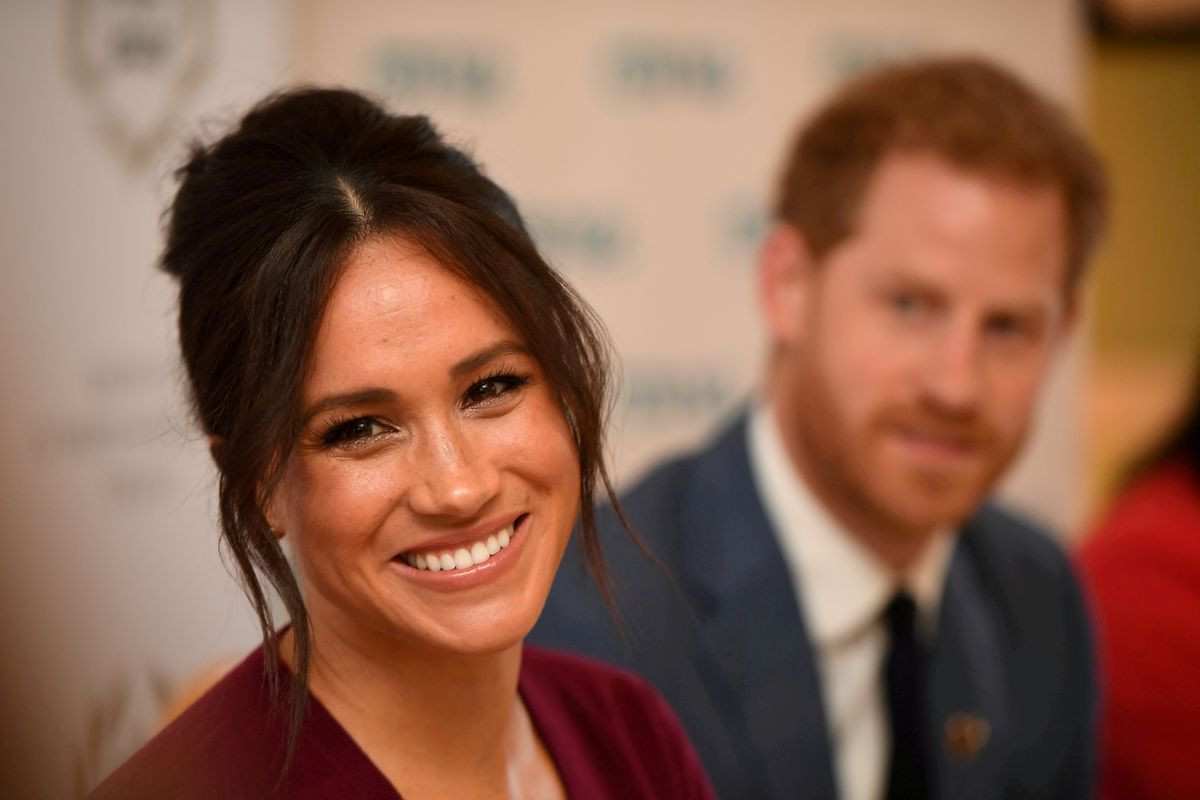 Meghan and Harry name new baby daughter after Queen and Diana