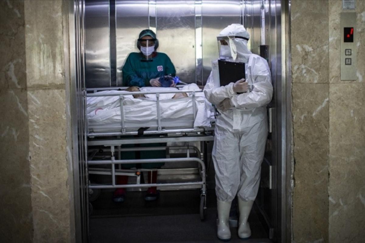 Türkiyədə koronavirusdan son sutkada 96 nəfər ölüb