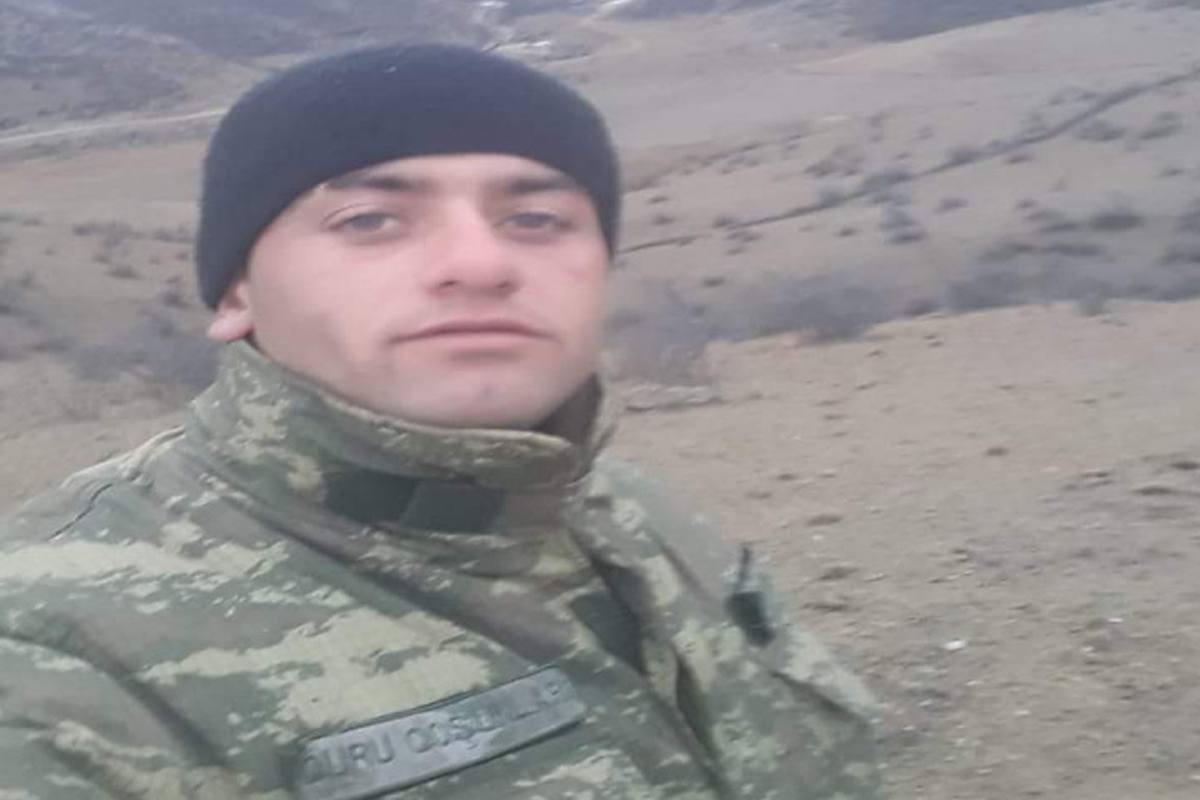 One more missing Azerbaijani serviceman turned out that martyred