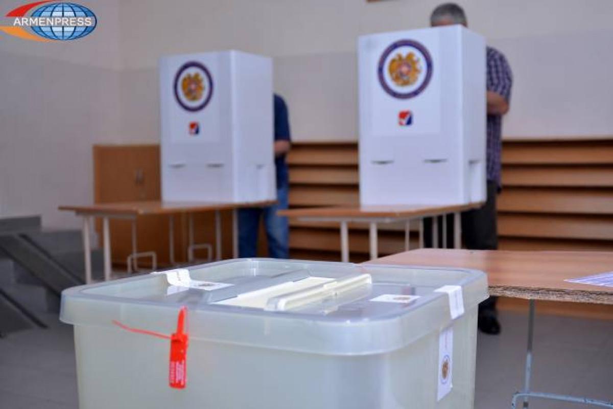 Pre-election campaign launches in Armenia