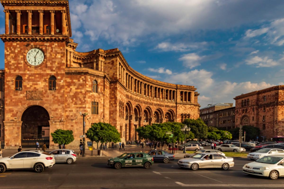 В Армении стартовала предвыборная кампания