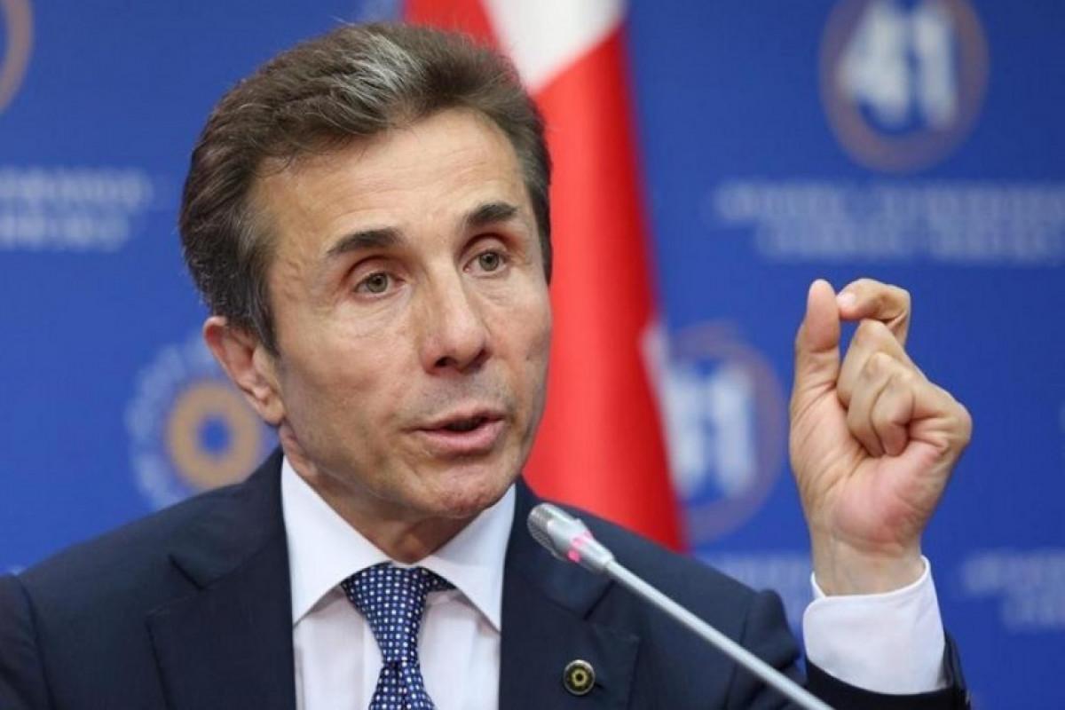 Milyarder Bidzina İvanişvili Gürcüstanın sabiq Baş nazirinin partiyasının onun layihəsi olmasını təkzib edib