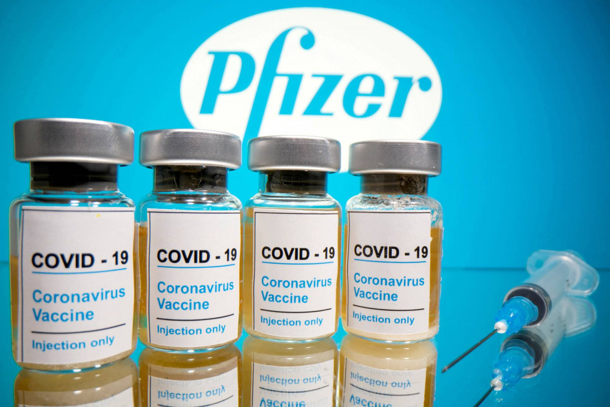 Number of Pfizer vaccine brought to Azerbaijan unveiled