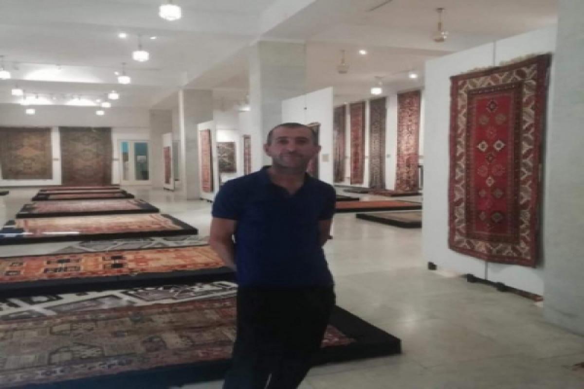 Erməni deputat Şuşa muzeyini talan edərək, eksponatları Ermənistana apardıqlarını etiraf edib