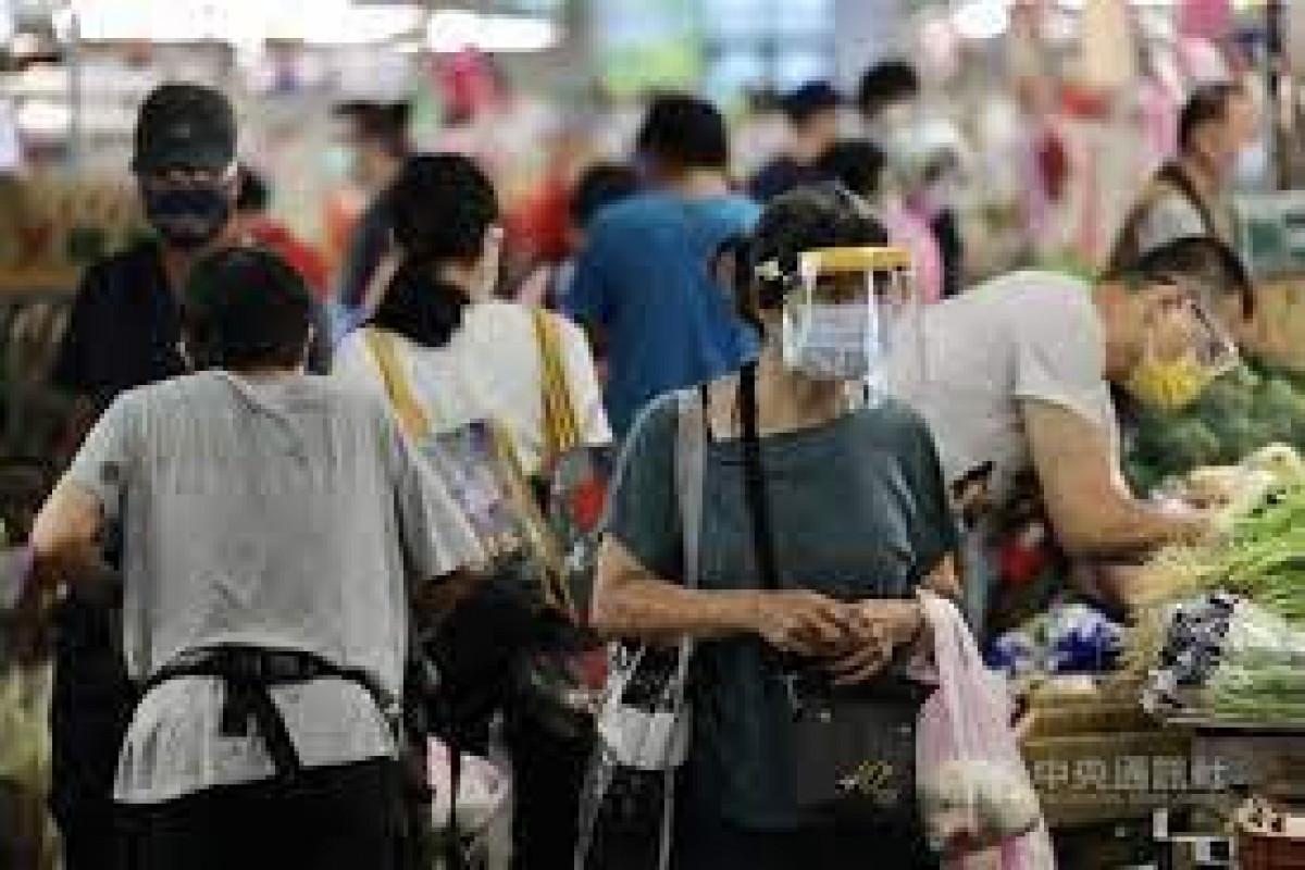 Taiwan extends level-3 COVID-19 alert again