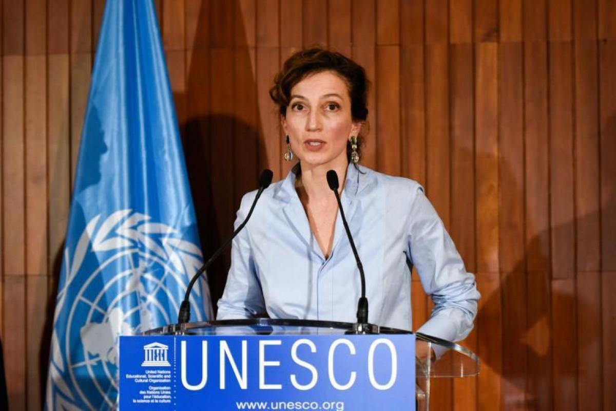Гендиректор ЮНЕСКО заявила, что шокирована трагической гибелью азербайджанских журналистов