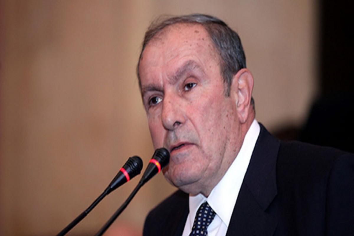 "Levon Ter Petrosyan: ""Armenia has no ally in Karabakh issue"""