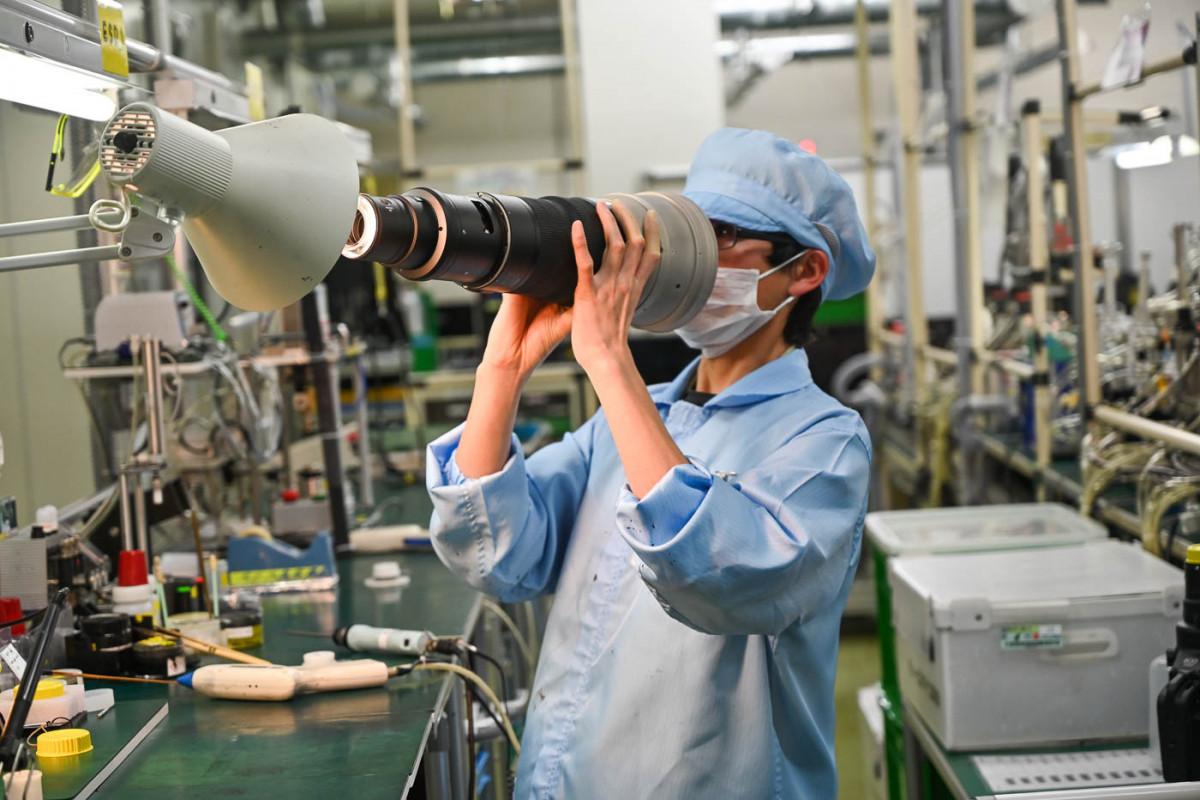 """""""Nikon""""Yaponiyada fotoaparat istehsalını dayandırır"""