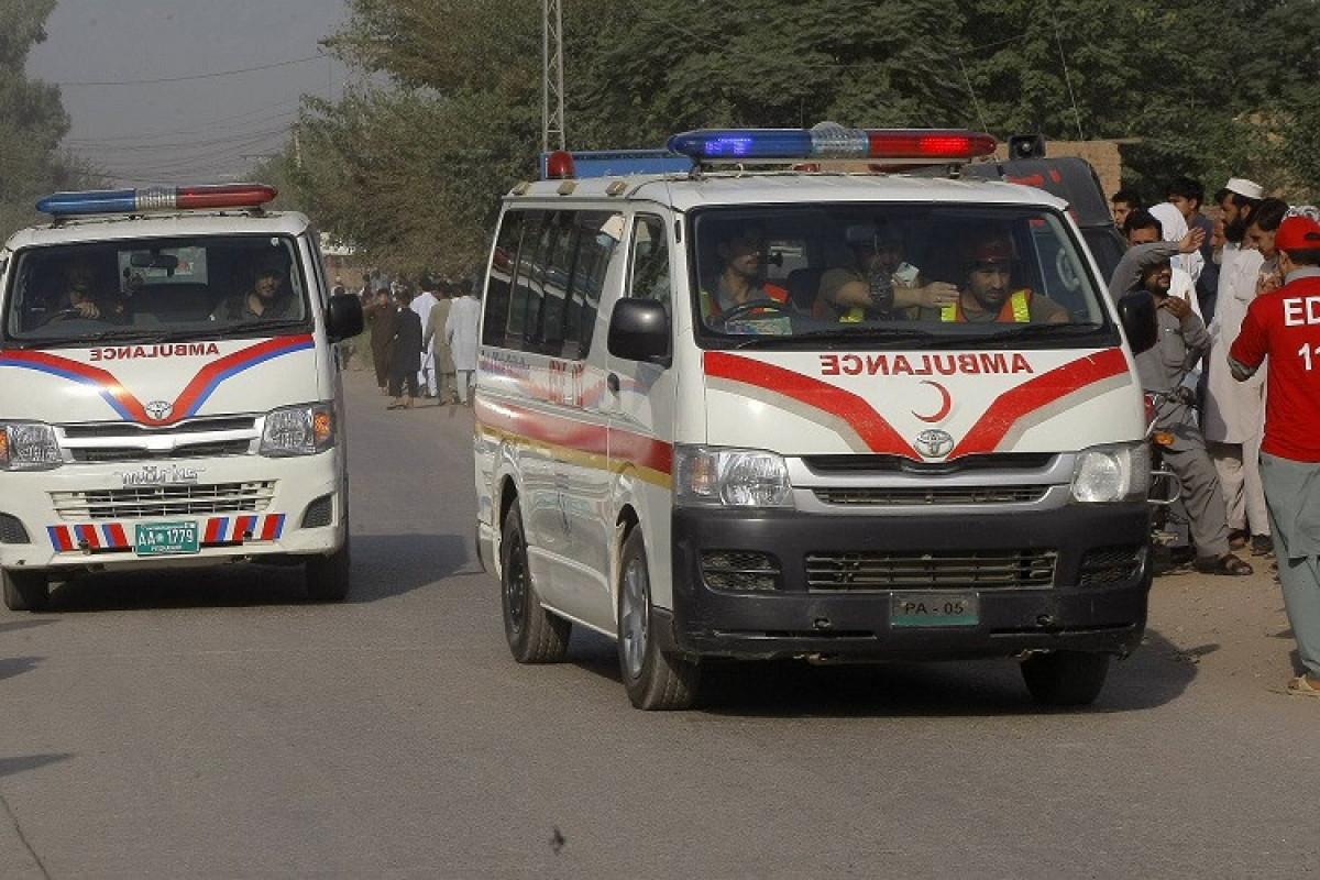 Pakistanda iki qatarın toqquşması nəticəsində ölənlərin sayı 62-yə çatıb