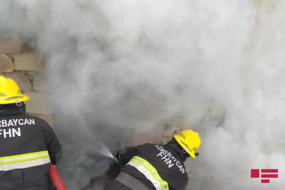 МЧС: Осуществлен 51 выезд на тушение пожара, спасены два человека