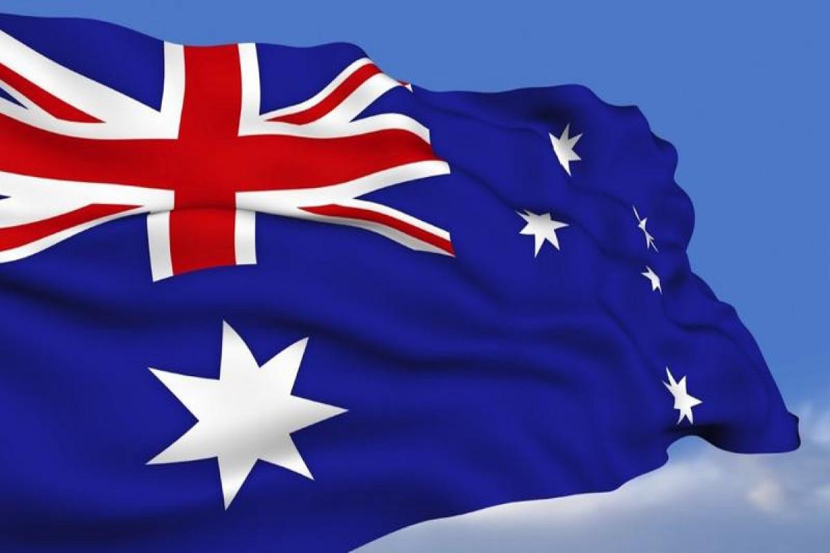 Azerbaijanis address a statement to Australian MFA
