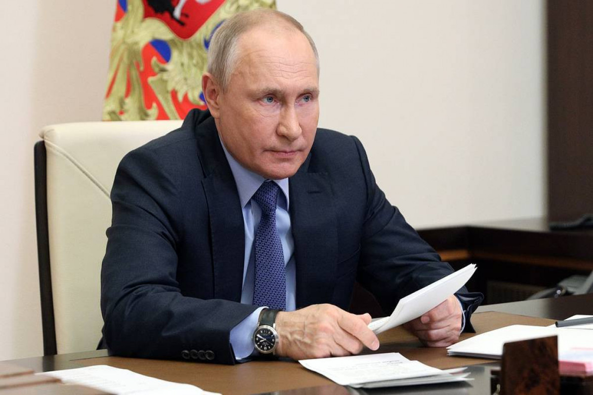 """Putin: """"It is too early to talk about a victory over the coronavirus"""""""