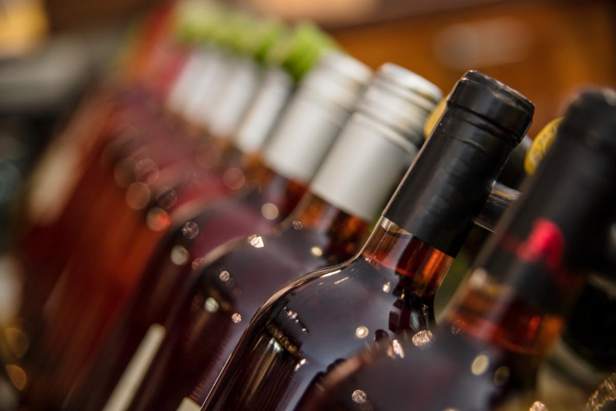 Азербайджан резко увеличил импорт грузинского вина