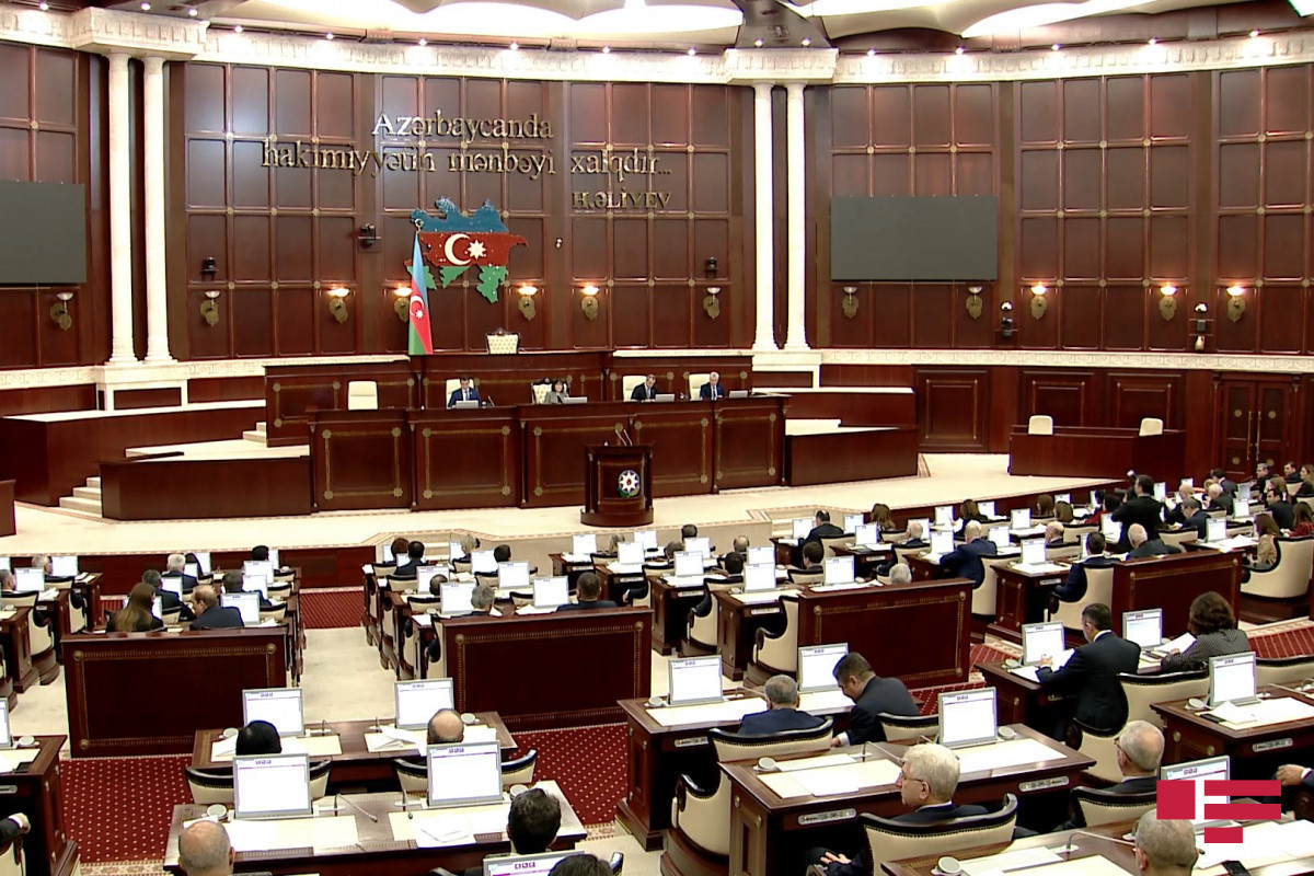 """Azerbaijani parliament adopted law on implementation of state budget for 2020-<span class=""""red_color"""">UPDATED"""