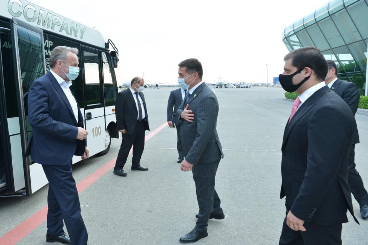 Парламентская делегация Боснии и Герцеговины находится с визитом в Азербайджане