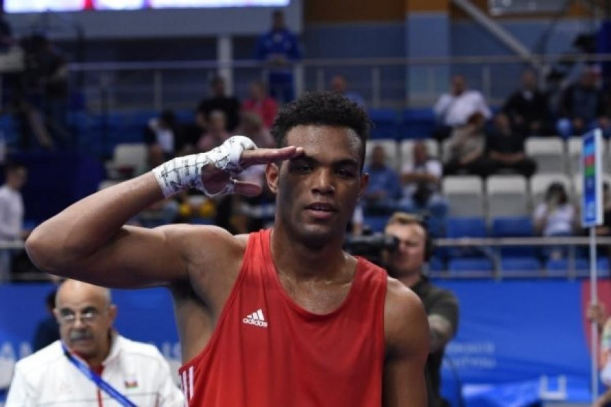 Azərbaycan boksçusu Avropa Olimpiya Təsnifat Turnirinin qalibi olub