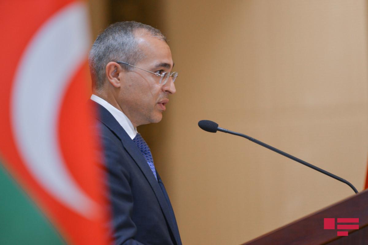 """Nazir: """"Azərbaycanın ümumi ixracı 14,6% artıb"""""""
