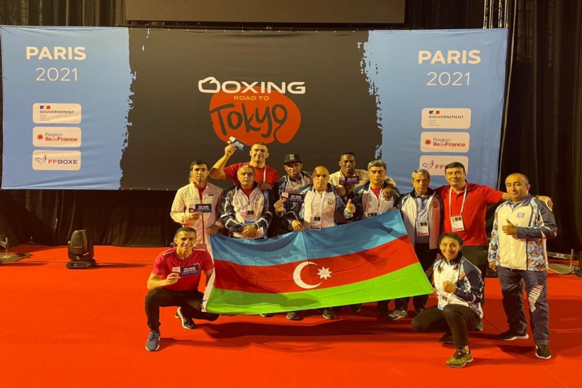 Сборная Азербайджана по боксу стала третьей в Европе по числу лицензий