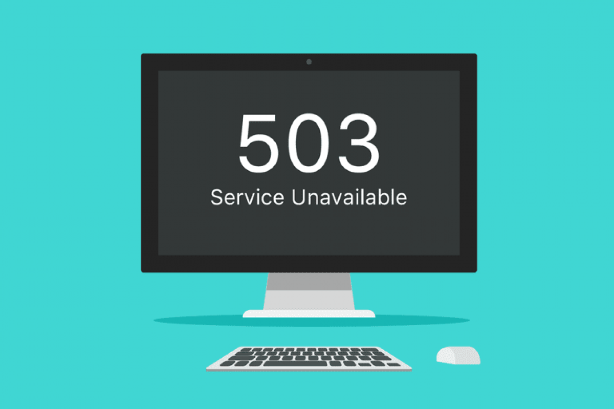 Major newspaper and government websites down