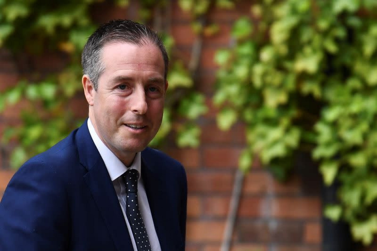 Paul Givan announced Northern Ireland