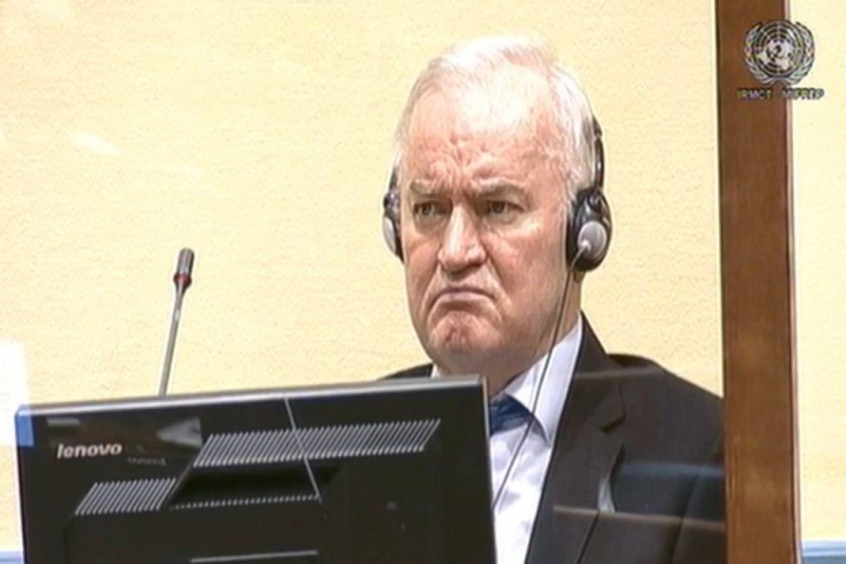 UN court rejects Mladic genocide appeal