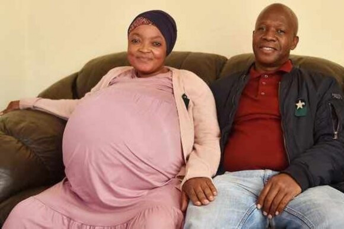"""South African woman gives birth to ten babies breaking Guinness Record-<span class=""""red_color"""">VIDEO"""